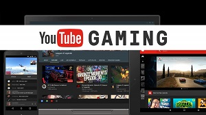 YouTube Gaming Twitch like Platform for Streaming Games